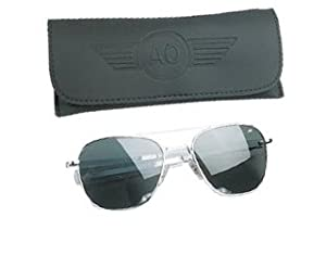 10700 Genuine Air Force Pilots Sunglasses AO (Matte,57MM)