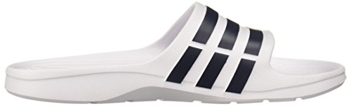 white Navy Mixte Duramo Adulte Slide collegiate Adidas White UfqYC0wfB