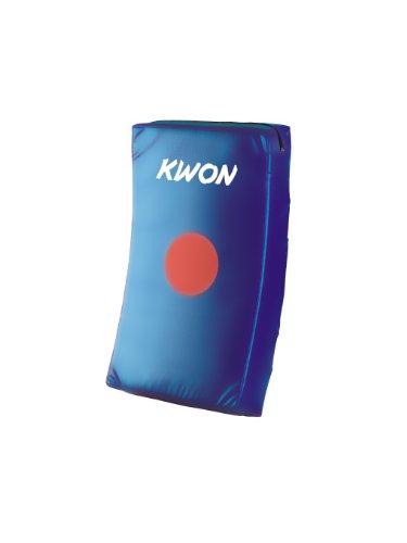 KWON Schlagpolster Schlagkissen Gebogen, blau, 4093060