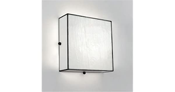 Amazon.com: Artemide Illusa Square Wall and Ceiling Light ...