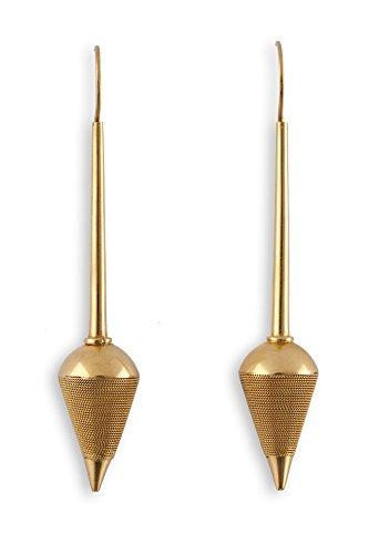Loredana Mandas Fuso Boucles d'oreilles en or 18carats