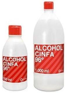 CINFA - ALCOHOL 96 CINFA 1000 ML