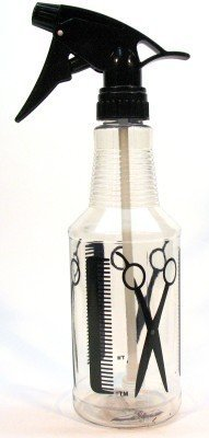 Tolco Empty Spray Bottle 16 oz. (Shear Mist) with Free Nail File by (Tolco Empty Spray Bottle)