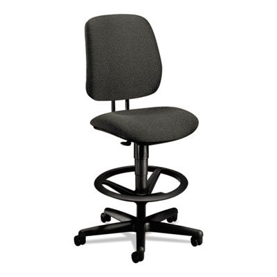 7700 Series Swivel - 7700 Series Swivel Task stool, Gray, Sold as 1 Each