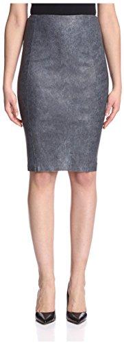 Elie Tahari Women's Pamela Skirt, Navy, - Skirt Tahari Womens Elie