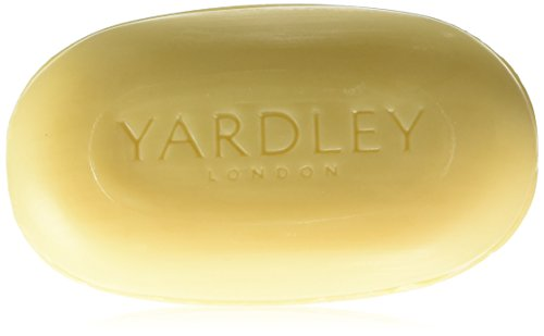 Yardley London, Lemon Verbena with Natural Shea Butter & Pure Citrus Oil, 4.25 Ounces /120 G (Pack of 8)