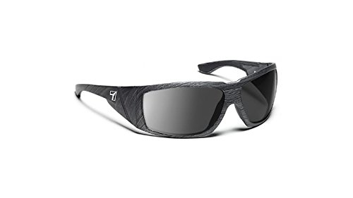 7 Eye Jordan- Anthracite Sunglasses, M-L by 7eye