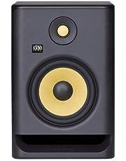 """KRK ROKIT 7 G4 7"""" Powered Studio Monitor, Black (RP7G4)"""