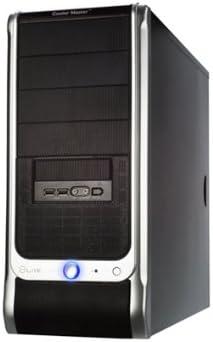 Cooler Master RC-330U-KWN1 Carcasa de Ordenador - Caja de Ordenador (Aluminio, 1x 120 mm, 120 mm, 1x 120 mm, 189 mm, 485 mm) Negro: Amazon.es: Informática