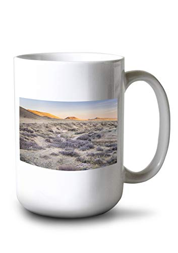 Colorado - Northern Prairie - Photography A-94522 (15oz White Ceramic Mug)