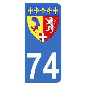 Rhone Alpes Coat Of Arms