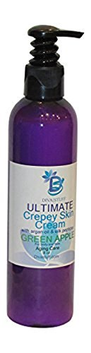 Ultimate Crepey Skin Cream With Hyaluronic Acid, Argan Oil,