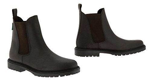 Marrón nbsp;negro nbsp;– 'norton Camargue' Boots qwB8OPW