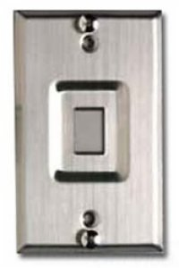 Telephone Tap Wall Plate (Allen Tel Products ATBK-VOIP VoIP Single Gang, 1 Port Wall Telephone Faceplate, Stainless Steel)