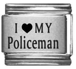 I Heart my Policeman Laser Etc