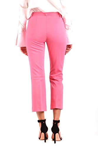 Pinko Mujer Rosa Viscosa Pantalón Ezbc056145 ffwFq7r