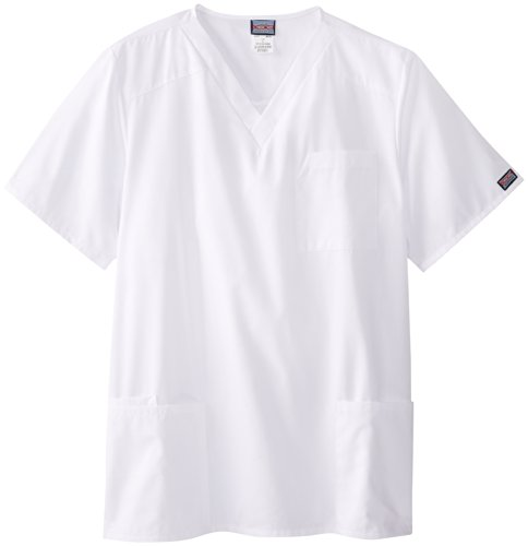 Cherokee Workwear Scrubs Unisex V neck