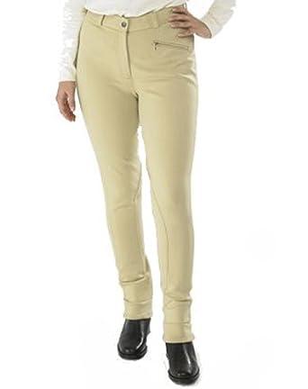 Pantalones de h/ípica para Mujer Sherwood Forest Yield