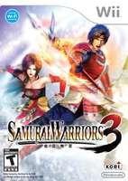 New Nintendo Of America Samurai Warriors 3 Product Type Wii Game Video Action Adventure
