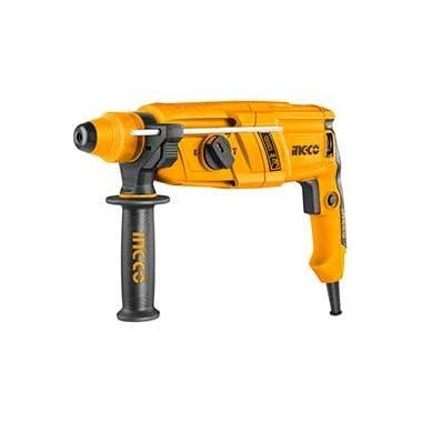 INGCO POWERTOOLS & HANDTOOLS 650W Rotary hammer With 3 SDS-PLUS drills 5