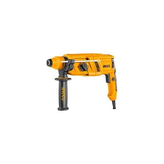 INGCO POWERTOOLS & HANDTOOLS 650W Rotary hammer With 3 SDS-PLUS drills 1