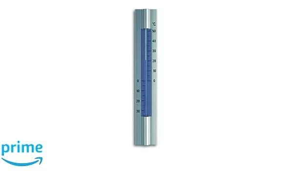 Amazon.com : TFA Dostmann Indoor Outdoor Thermometer 12.2045 : Garden & Outdoor