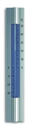 TFA  Termómetro de exterior e interior