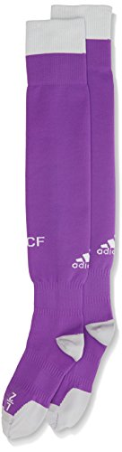 Man Madrid Replica Adidas outdoor White Purple crystal Real Ray Calzini wqSt6nWX5q