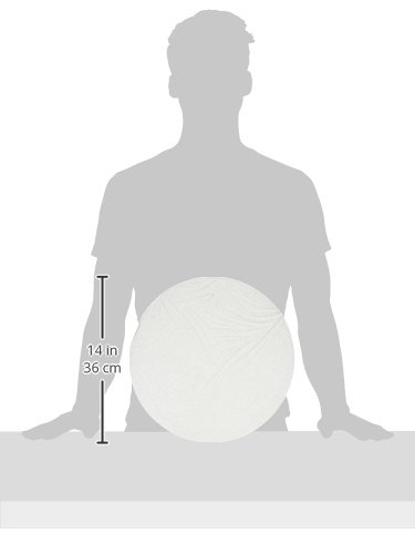 Penn-Plax-14-Inch-Calcium-Plus-Round-Gravel-Paper-for-Bird-Cage