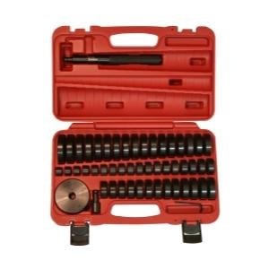 T&E Tools (TAETE9012) 50 Piece Custom Bush, Bearing, and Seal Driver Set