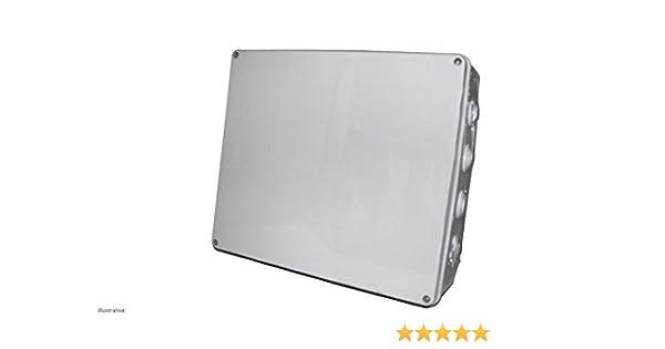 IP65 resistente al agua caja de derivación eléctrica (400 x 350 x ...