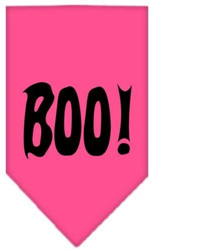 Boo! Screen Print Bandana Bright Pink Large Case Pack 24 Boo! Screen Print Ba... by DSD