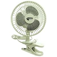 Tracker 112-6 6 Inch Clip-On Fan