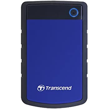 Amazon.com: Transcend Storejet 2TB Portable USB 3.0 Hard