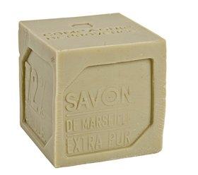 Würfelseife Savon de Marseille 72% Olivenöl 300g