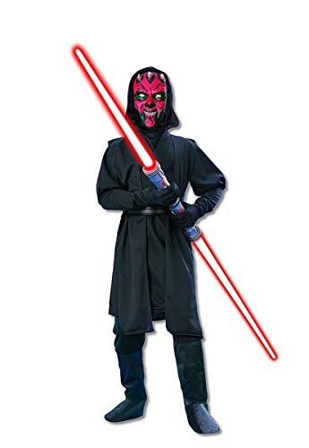 Rubie's Star Wars Deluxe Darth Maul Child's Costume, Small - Small One Color -