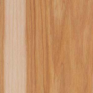 Wood Veneer, Hickory, 2 x 8, 10 mil Paper Backer