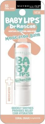 Maybelline Baby Lips Dr Rescue Medicated Lip Balm - 6