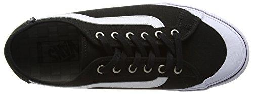 Vans Black Boll Sf Svart / Sann Vita Mens Shoes