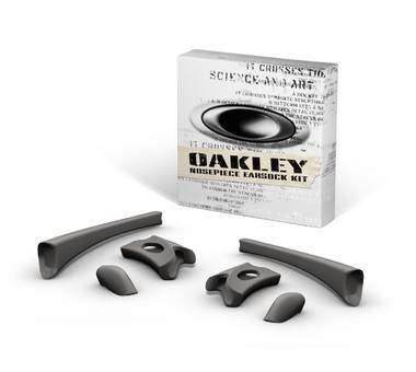 Oakley - Oakley Sunglass Flak Jacket Nose Kit - Gray - One Size