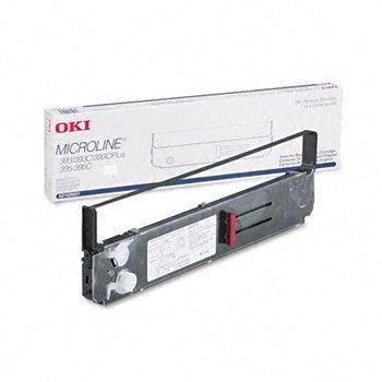 Oki® 52103601, 52103701, 52103801 Ribbon RIBN,F/ML393,ML395,BLK CG812A (Pack of2)