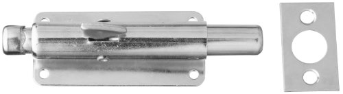 Stanley Hardware S757-048 1056 Foot Bolt in Zinc, 4″