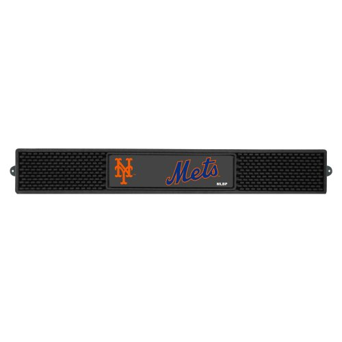 FANMATS MLB New York Mets Vinyl Drink Mat (Floor Mets York New)