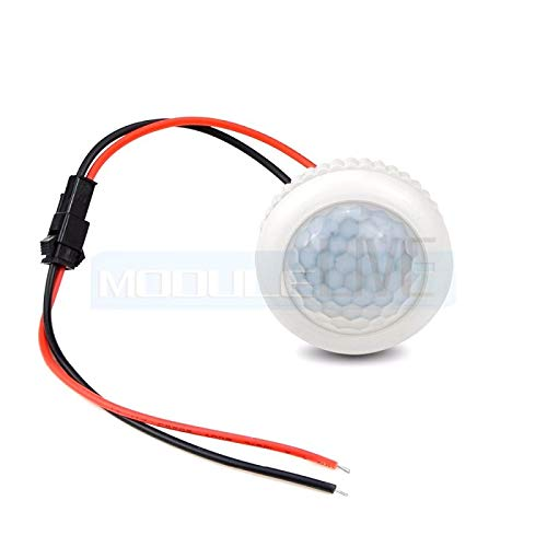 220V 50HZ PIR Induction Light Control Ceiling Lamp Body Infrared Switch