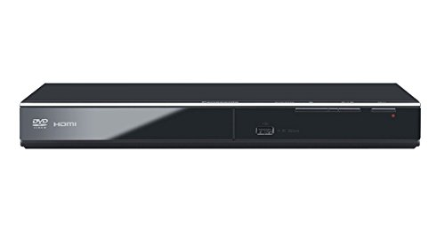 (Panasonic DVD-S700EP-K All Multi Region Free DVD Player 1080p Up-Conversion with HDMI Output, Progressive Scan, USB with Remote (110V-240V))