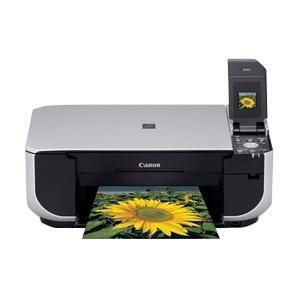 Canon PIXMA MP470 - Impresora multifunción (Inyección de ...