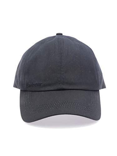 Barbour Luxury Fashion Mens BAACC0246NY91 Blue Hat | Fall Winter 19 (Barbour Cap)