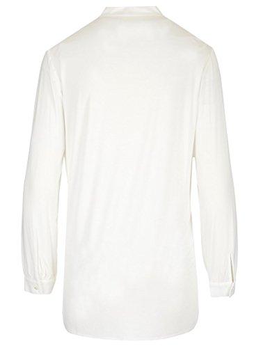 Woolrich Tencel Maglia Wwcam0665 Bianco tj06 Donna qfBrZxwnq