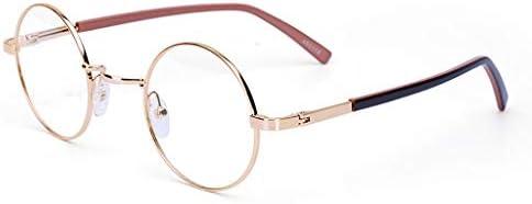 黄金の老眼鏡、目の疲れプログレッシブカラー変更樹脂レンズアロイフレームスプリンググラス、+ 1.5