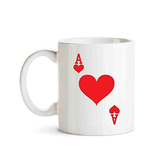 Ace of Hearts - Playing Card Halloween Costume -